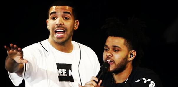 Drake-The-Weeknd